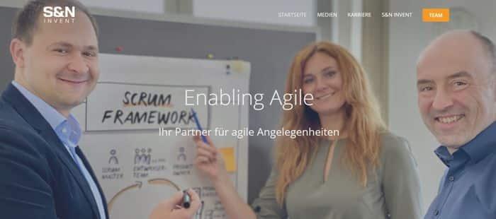 Enabling Agile