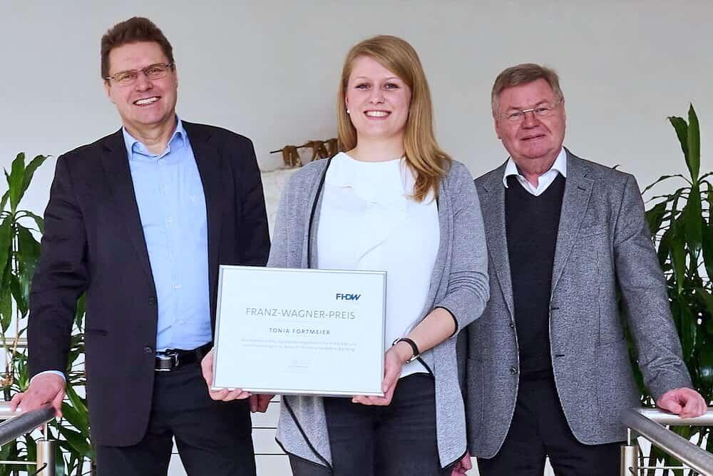 Ausbildung: Franz-Wagner-Preis-2018