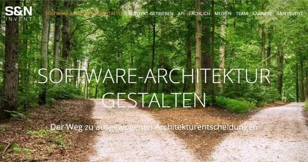 News Software-Architektur gestalten