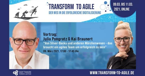 Konferenz Transform to Agile