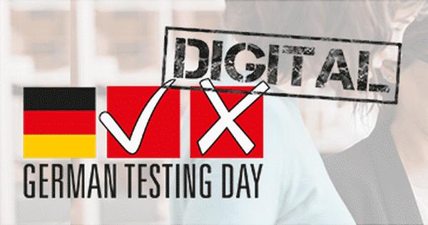 German Testing Day 2021